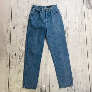 Vintage high waist jeans size 4 Eddie Bauer